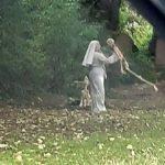 راهبه هایی که با اسکلت می رقصند در جنازه سوز دیده شده است ، 50 سال است که هیچ جنازه ای در اینجا دفن نشده است